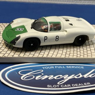 MRRC Porsche 910 #8 1/32 SLOT CAR, Used. No Box.