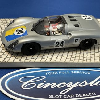 MRRC Porsche 910 #24 1/32 SLOT CAR, Used. No Box.