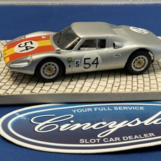 MRRC Porsche 904 #54 1/32 SLOT CAR, Used. No Box.