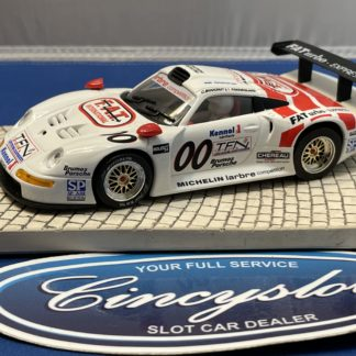 Fly Porsche 911 Fat Turbo 1/32 Slot Car Used.