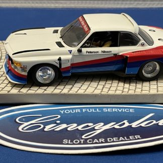 Fly BMW 3.5 1/32 Slot Car Used.