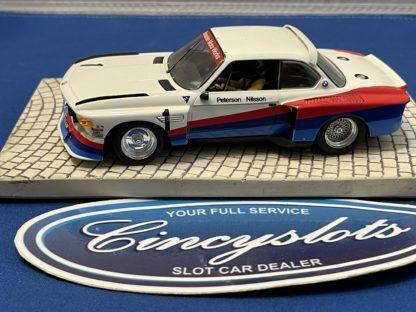 Fly BMW 3.5 1/32 Slot Car Used.