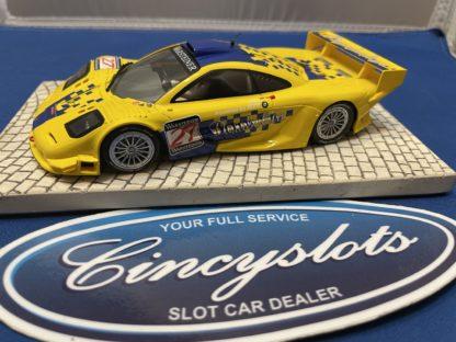 Slot.it McLaren F1 GTR #27, 1/32 Slot Car. Used