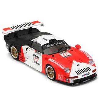 RevoSlot RS0089 Porsche 911 GT1 Marlboro # 17. Black Tail.