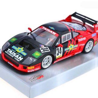 RevoSlot RS0098 Ferrari F40 Taisan Rossonera #34 1/32 Slot Car.