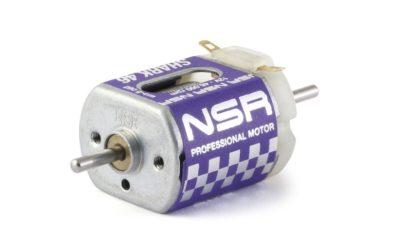 NSR 3047 Shark Motor 46k RPM @ 12V for 1/32 slot car.