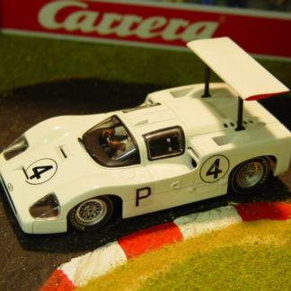 MRRC MC54 Chaparral 2F # 4 1/32 Slot Car.