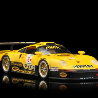 RevoSlot RS0104 Porsche 911 GT1 Pennzoil #6 1/32 Slot Car.