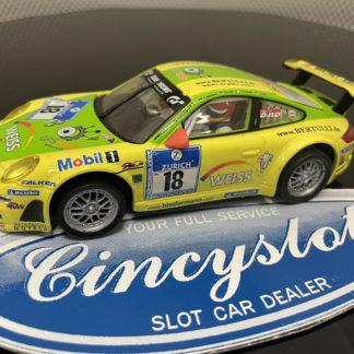 Carrera Digital D132 30609 Porsche 911 1/32 Slot Car.