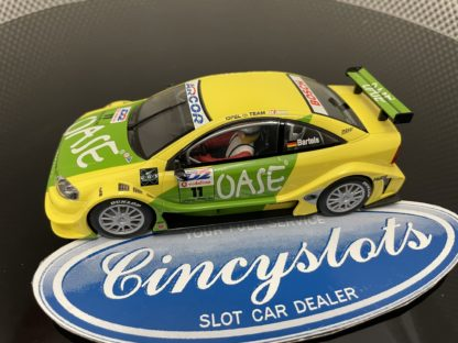 Scalextric DTM OPEL V8 Coupe OASE 1/32 Slot Car.