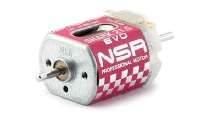 NSR 3041 Shark Motor 21,9k RPM @ 12V for 1/32 slot car.