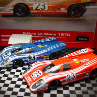 NSR SET02 Porsche 917K Le Mans 1970 Limited Ed. 1/32 Slot Car #24 ONLY