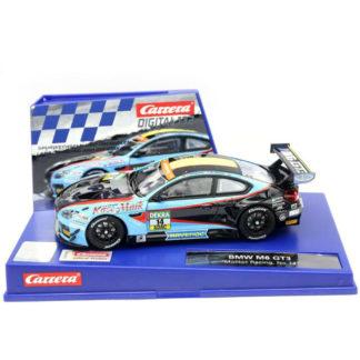 Carrera D132 30967 BMW M6 GT3 1/32 Slot Car.