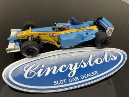 Scalextric Renault ELF F1 #8 1/32 Slot Car.