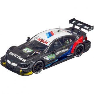 Carrera D132 30986 BMW M4 DTM #7 1/32 Slot Car.